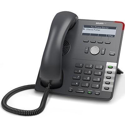 IP-телефон Snom D710